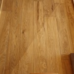 Character oak short with medium or clear finish